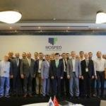 MOSFED Başkanı Ahmet Güleç güven tazeledi