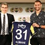Slimani imzaladı! Comolli'den flaş sözler