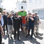 Ayşe Gürgün Say'ın cenazesi toprağa verildi