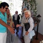86 yaşında Müslüm Gürses'in benzeriyle düet yaptı