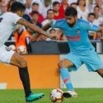 Atletico Madrid, Valencia'dan kaçamadı!