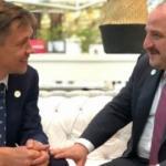 Bakan Varank'tan Arjantin'de kritik görüşme