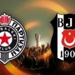 Beşiktaş-Partizan maçının kanalı belli oldu