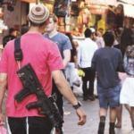 İsrail sivilleri silahlandırıyor!