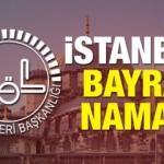İstanbul Kurban Bayramı namazı saati! 2018 Sabah saat kaçta kılınacak?