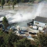 İstanbul'da fabrika'da patlama! Ekipler bölgede