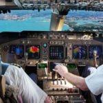 İstanbul'da ilginç görüntü! Pilotlar uyarı yapıyor