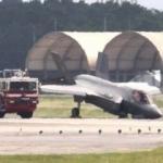 F-35'in ilk büyük kazası!