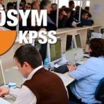 KPSS tercihleri başladı mı? Memur olmak isteyen adaylar... 2018