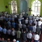 Diyanet İşleri Başkanı Erbaş, Kırklareli'nde cenaze törenine katıldı