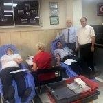 PTT çalışanlarından kan bağışı