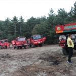 GÜNCELLEME - Bolu'da orman yangını