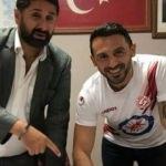 Ahmet Dursun 40 yaşında futbola döndü!