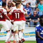 Arsenal kabustan uyandı! 5 gol...