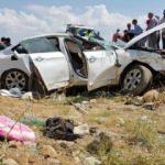 Bayram tatilinde acı bilanço: 147 ölü, 702 yaralı