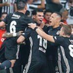 Beşiktaş'ın Bursaspor kadrosu açıklandı!