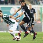 Beşiktaş Bursa'da fırsat tepti!
