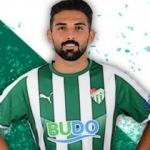 Bursaspor, Umut Meraş'ı açıkladı!