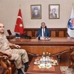 Mersin İl Jandarma Komutanı Yılmaz göreve başladı