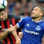 Cenk Tosunlu Everton bir puana razı!
