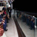Cumhurbaşkanı Erdoğan açılış törenine katıldı