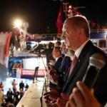 Cumhurbaşkanı Erdoğan balık av sezonunu açtı