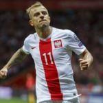 Kamil Grosicki yeniden Süper Lig'de! 2 yıllık