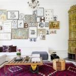 Etno - modern dekorasyon modası