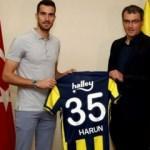 Harun Tekin Fenerbahçe'de! 3+1 yıllık imza
