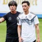 Mesut Özil dönecek mi? Löw'den açıklama