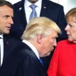 Macron ve Almanya'dan çok konuşulacak ABD çıkışı!