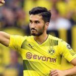 Nuri Şahin'den Dortmund'a duygusal veda