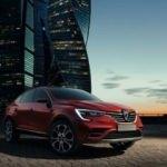 Renault ARKANA Moskova'da tanıtıldı