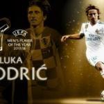Ronaldo'ya şok! Yılın en iyisi Modric!