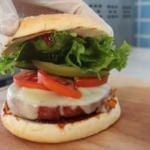 Tadına bakan vazgeçemiyor! Osmanlı Hamburgeri...