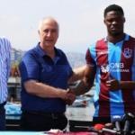 Trabzonspor yeni golcüsünü resmen açıkladı!