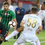 Yiğido Akhisar'dan kaçamadı! Puanlar paylaşıldı