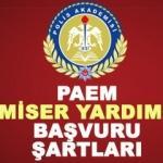 PAEM başvuruları başladı! Polis Akademisi başvuru şartları neler?