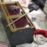 Moldovyalı hırsızlar bu halde yakalandı