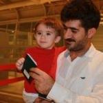 En küçük hacı Ali Semih oldu!