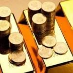 Altın hesapları 681 milyon lira eridi