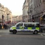 BBC'nin önünde bomba alarmı!