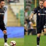 Beşiktaş'tan sakatlık açıklaması: Gökhan ve Caner