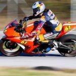 Milli motosikletçi şampiyonluğunu ilan etti