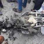 Cerablus'taki patlamada 1 kişi öldü