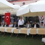 Belediye Başkanı Kesimoğlu, çalışmalarını anlattı