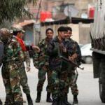 Esed güçleri ile PKK arasında çatışma!