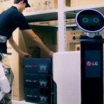 LG'den giyilebilir robot!