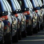 Otomobil ve hafif ticari araç satışları sert düştü