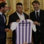 Ronaldo Enes Ünal'ın patronu oldu! Resmen...